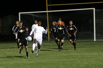 Merritt Island at Rockledge Boys Soccer