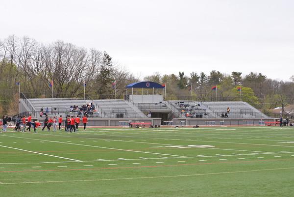 Girls' Track & Field: GA vs Baldwin School