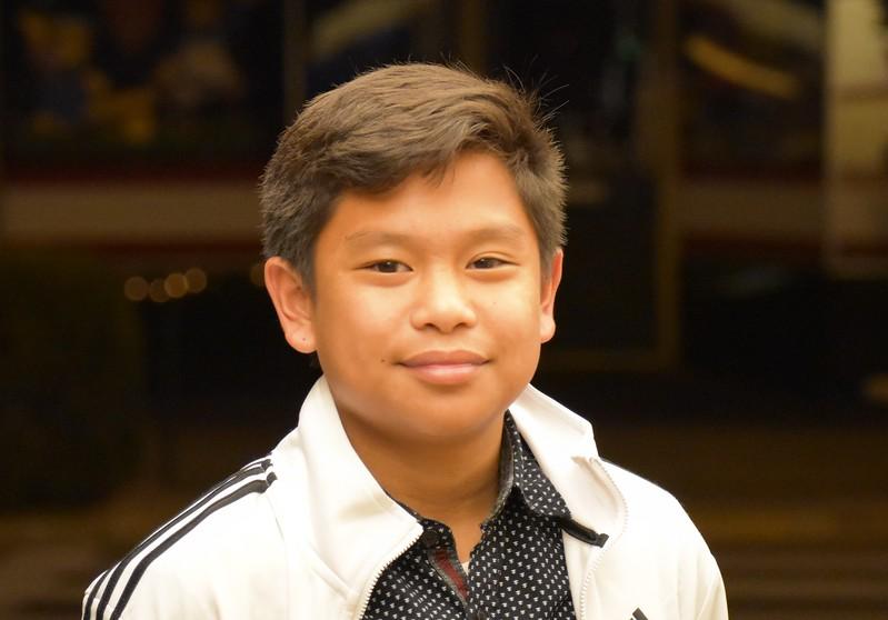11    Justin Vicente