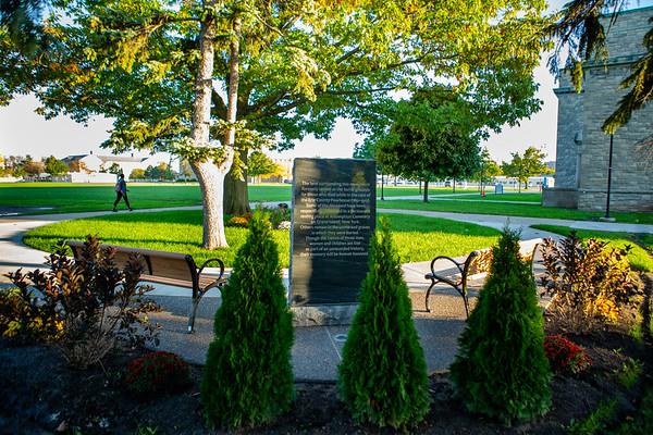180297 Facilities, Memorial Garden, South Campus