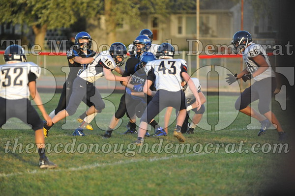HS B Fb Jv BWP vs Knoxville 10-12-15