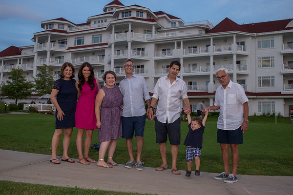 Bay Harbor family photography Inn at Bay Harbor Lake Michigan by Paul Retherford