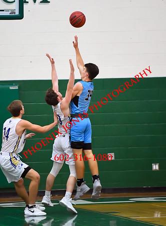 11-24-17 - O'Connor vs. Estrella Foothills (Sunnyslope Hoopsgiving Tournament) Basketball