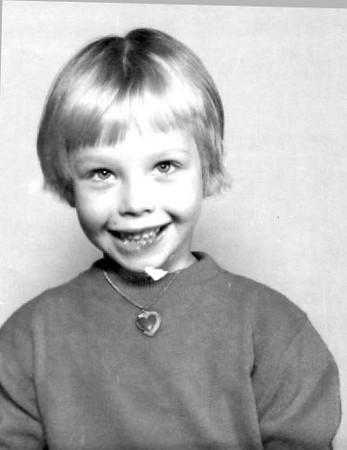 Debbie Foote, oldest daughter of Rod & Irene.