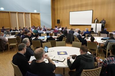 2019.05 Hirtenkonferenz, Tag 1 (Pre-Konferenz)