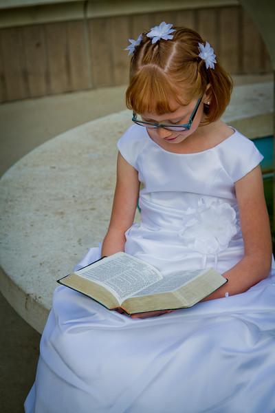 Katelin Baptism