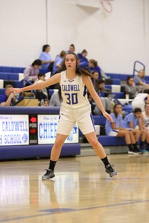 2019 Caldwell Girls Basketball WE
