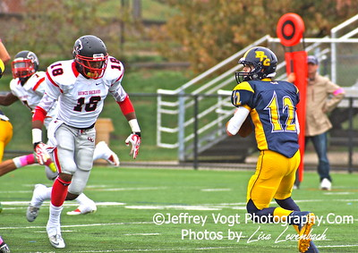 10-12-2013 B-CC HS vs Quince Orchard HS Varsity Football , Photos by Jeffrey Vogt Photography with Lisa Levenbach