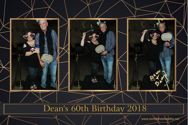 Deans 60Th Birthday 7-21-18
