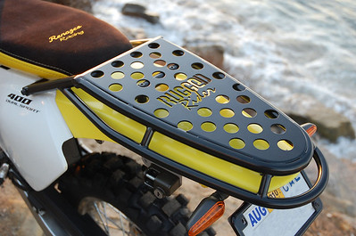 Rugged Rider DRZ Rack