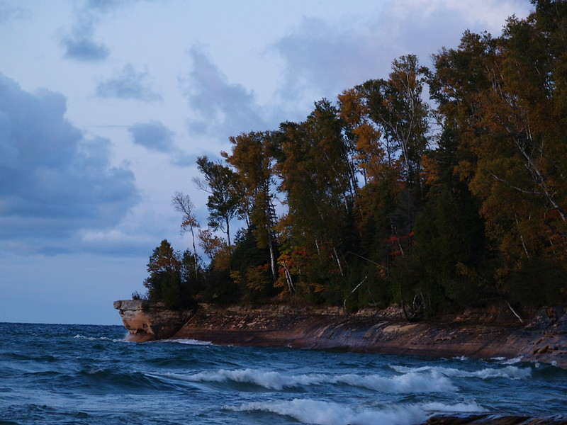 Miners Beach on Lake Superior, Pictured Rocks National Lakeshore