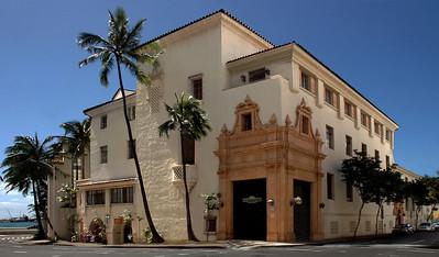 Honolulu Police Station (formerly)