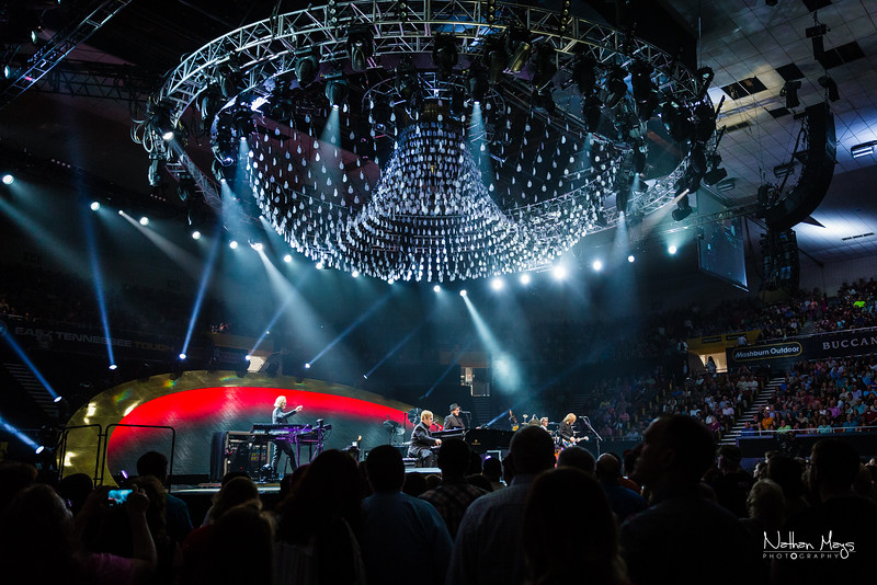 Elton John @ Freedom Hall 2016