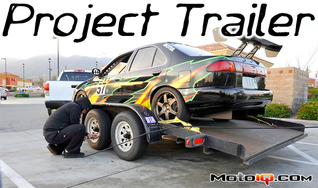 Project Trailer Part One: Building the Ultimate Open Deck Trailer
