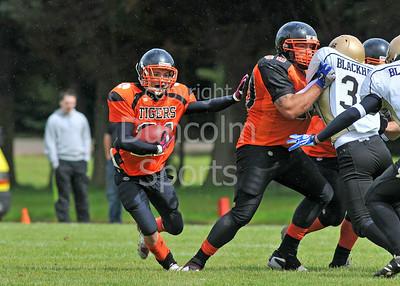 Glasgow Tigers v Clyde Valley Blackhawks