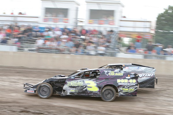 South Buxton Raceway, Merlin, ON, July 14, 2012