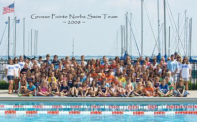 GP Norbs Team Photo, 2008