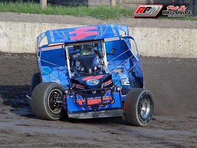 Orange County Fair Speedway - 5/27/21 - Mike Traverse
