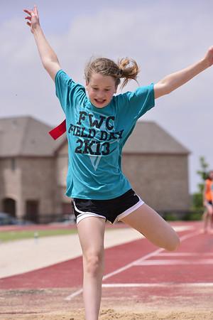 FWC Elementary School Field Day 2013