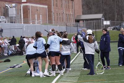 Howard Girls Lacrosse vs Glenelg HS