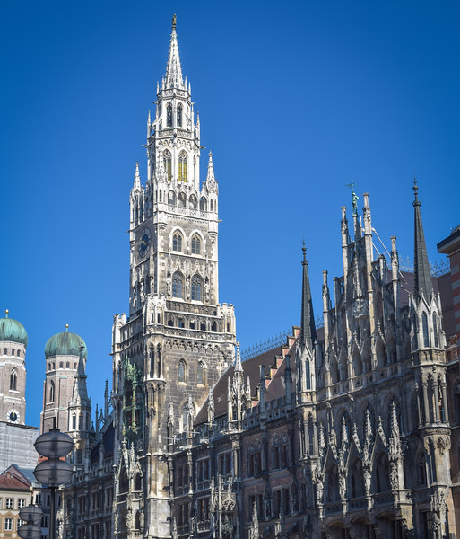 Neues Rathaus (New Town Hall), 1874