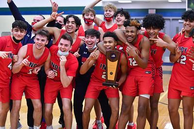 2021.02.12 Boys Basketball: VA 3B Regional Championship