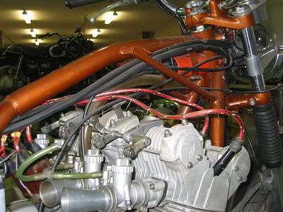 MV 750 GT resto