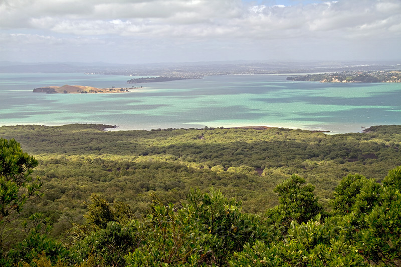 Atop Rangitoto - Auckland's Youngest Volcano