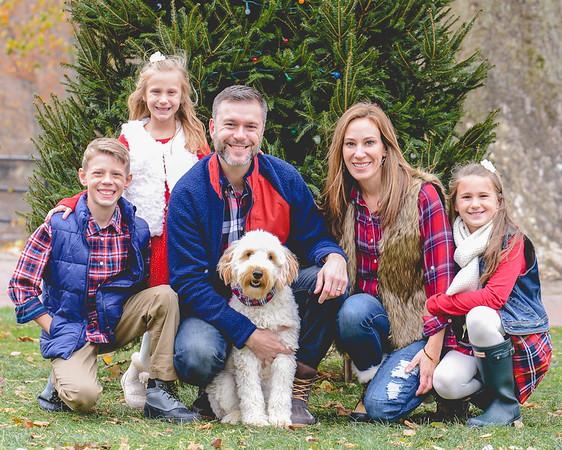 Kucharson Family 2018