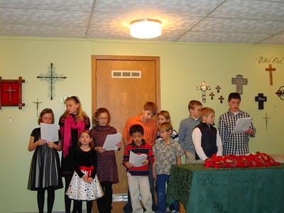 2009-12-13 Church Childrens Program