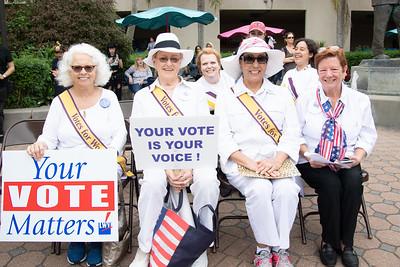 030320 Women's History Voting Rally