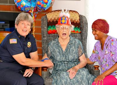 Velma Cox 103rd Birthday Celebration
