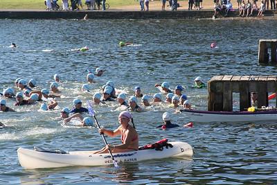 Carrie's Triathlon August 2006