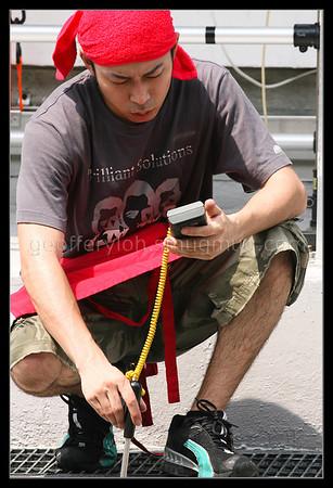 20090620 - Super GT 2009 Round 4 : Scrutineering