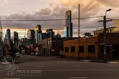 South Melbourne, Aug 2013