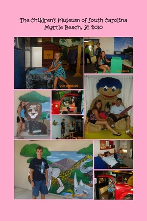 SC, Myrtle Beach - The Children Museum of South Carolina
