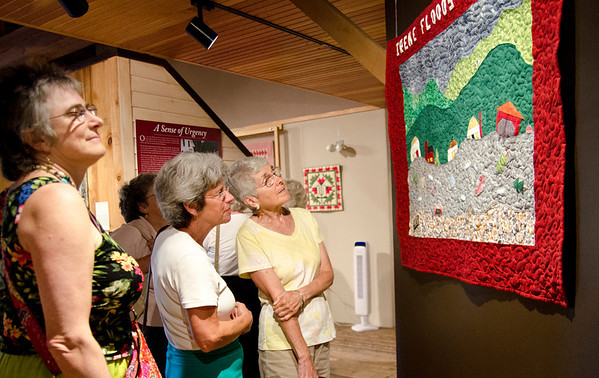 Billings Farm Quilt Show