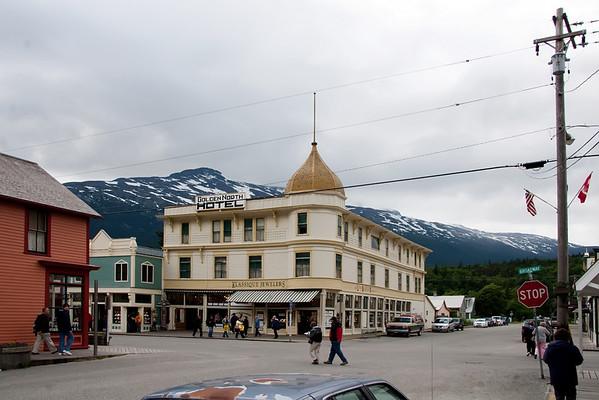 Skagway Alaska and Jewell Gardens - June 2009