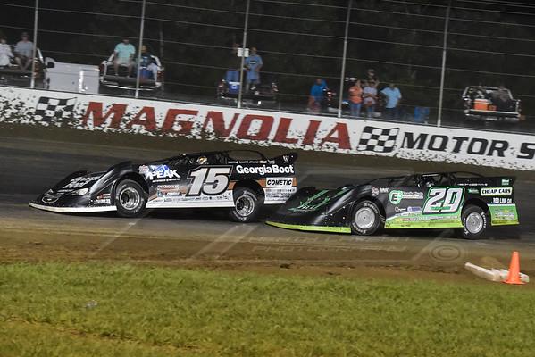 Magnolia Motor Speedway (MS) 6/16-18