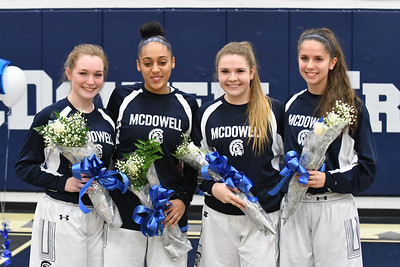 McDowell - Erie High Varsity
