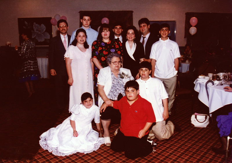Aunt Gen's Family 1995.jpg