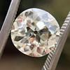 3.46ct Old European Cut Diamond GIA M, VS1 26