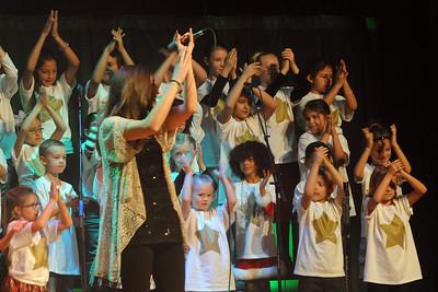 Kids Choir & Baby Dedications December 2016