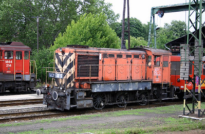 Hungary Class M31