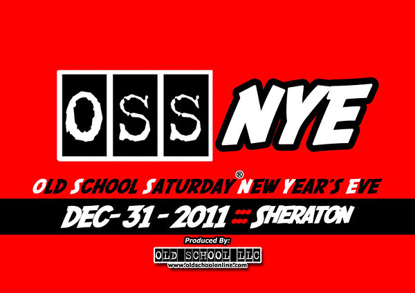 OSS NYE ::: New Year's Eve Event @ Sheraton Atlanta Hotel ::: ATL, GA, USA [Dec.31.2011]