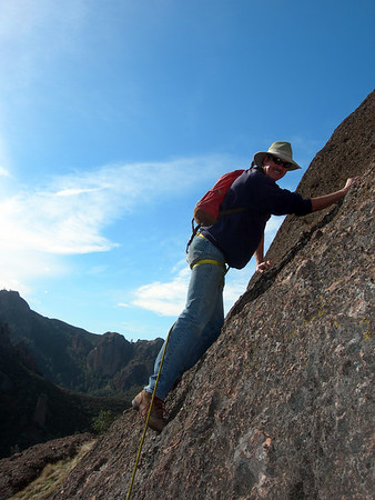 Machete Ridge Father/Son trip Nov 26 ,2006