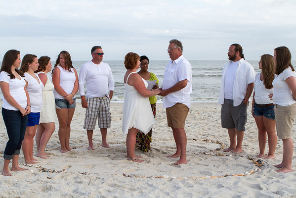Marchbanks Family Beach Photos