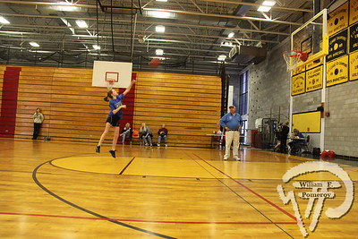 NAUSET REG. HIGH SCHOOL — free throw competition — Eastham, MA 11 . 13 - 2010