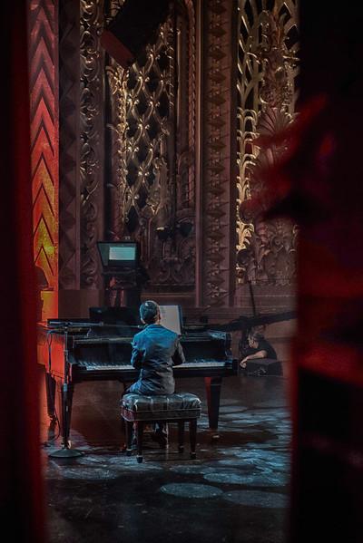 Ethan Bortnick child prodigy piano player performs at Saban atheatre.JPG