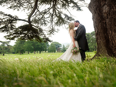 Roxanna & Jeremy - Dumbleton Hall